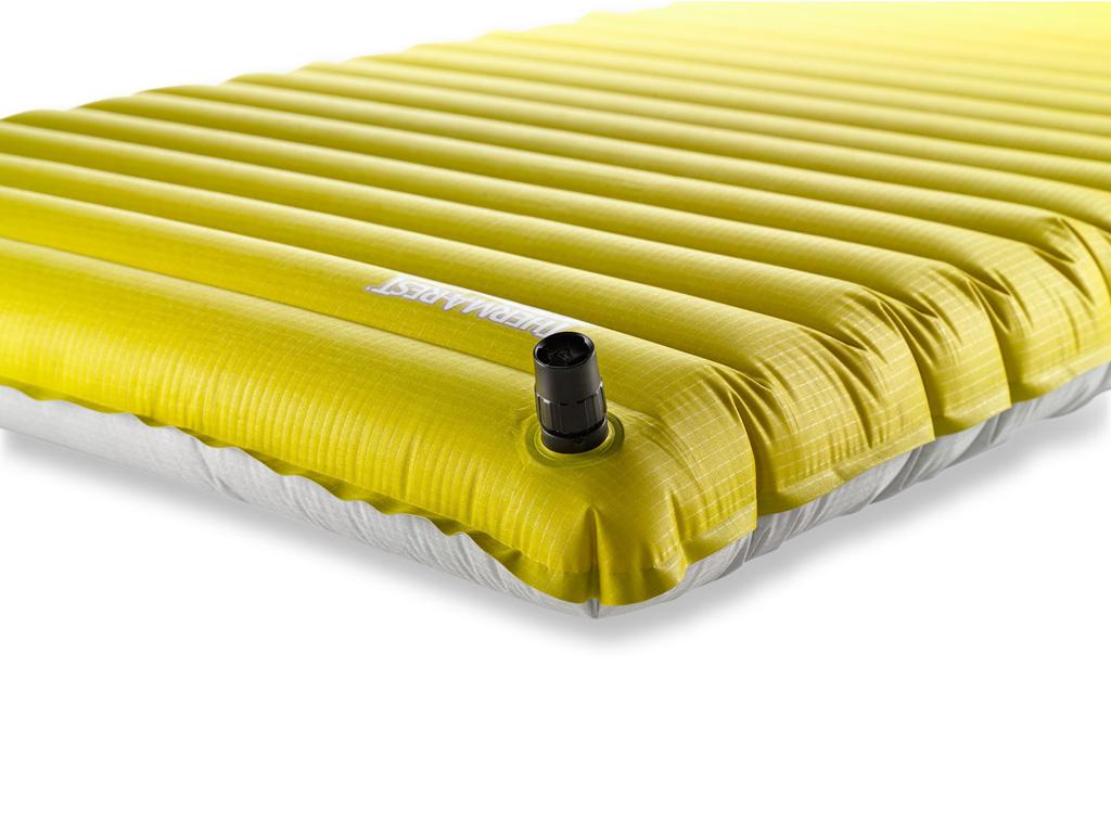 Thermarest neoair sleeping pad chair