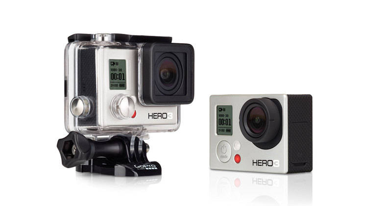 Until recently, all GoPros looked basically like this.